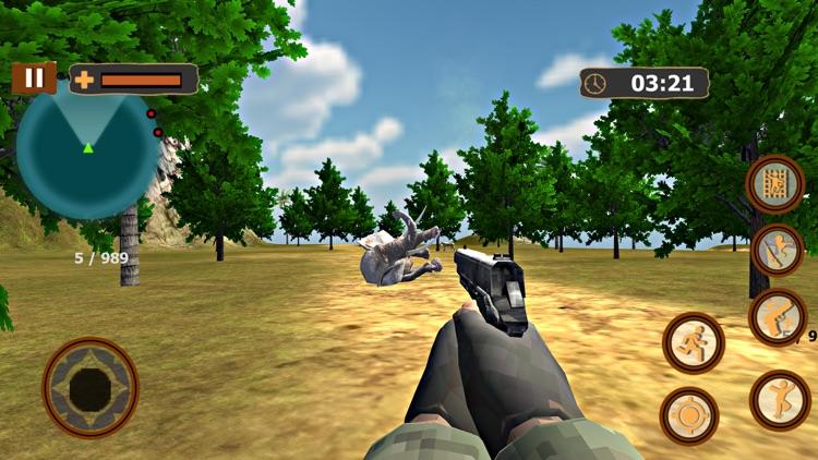 Animal Hunt : Jungle Survival screenshot-4