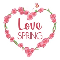 Springtime Positivity Stickers