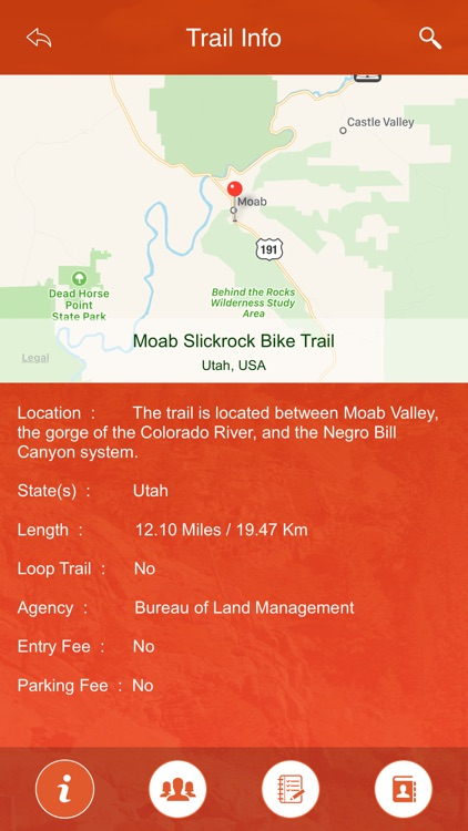 Utah State Parks & Trails screenshot-3
