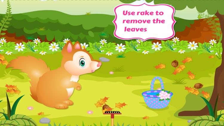 Dressup Pet Games:Squirrel Care screenshot-4