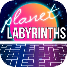 Planet Labyrinth - 3D space mazes game