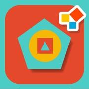 Géométrie Montessori - Reconnaitre et apprendre les formes géométriques
