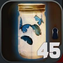 蝶影重重45 - 史上最难的解密游戏