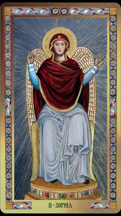 The Byzantine Tarot-1
