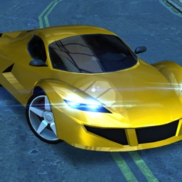 Sport Car Driving Night Extreme Parking Simulator