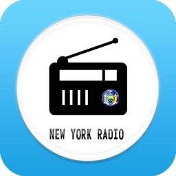 New York Radios - Top Stations Music Player FM AM