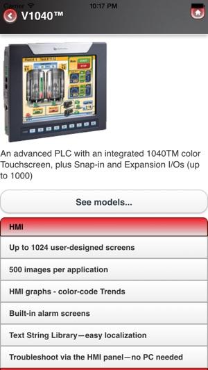 Unitronics PLC HMI on the App Store