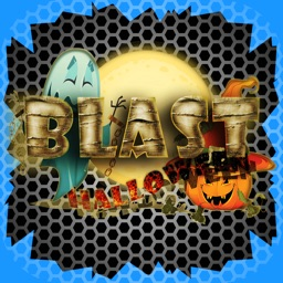 Jewel blast halloween plus