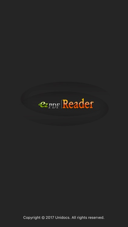 ezPDF Reader: PDF Reader, Annotator & Form Filler screenshot-0