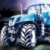 拖拉机 游戏 -  拖拉机 驱动程序 模拟器 2017年
