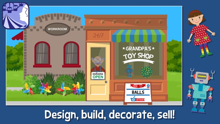 Grandpa's Toy Shop screenshot-0