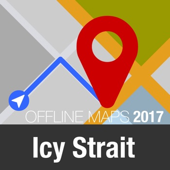 Icy Strait Offline Map and Travel Trip Guide