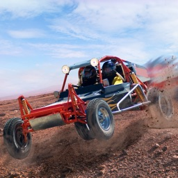 Xtreme Off-Road Buggy Rally Racing: Stunt Driver