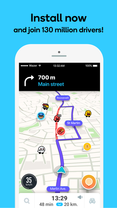 Waze Navigation & Live Traffic wiki review and how to guide