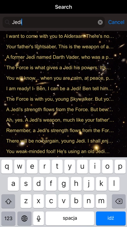 Quotes for Star Wars screenshot-4