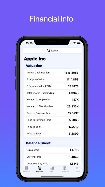 RatesView screenshot-3