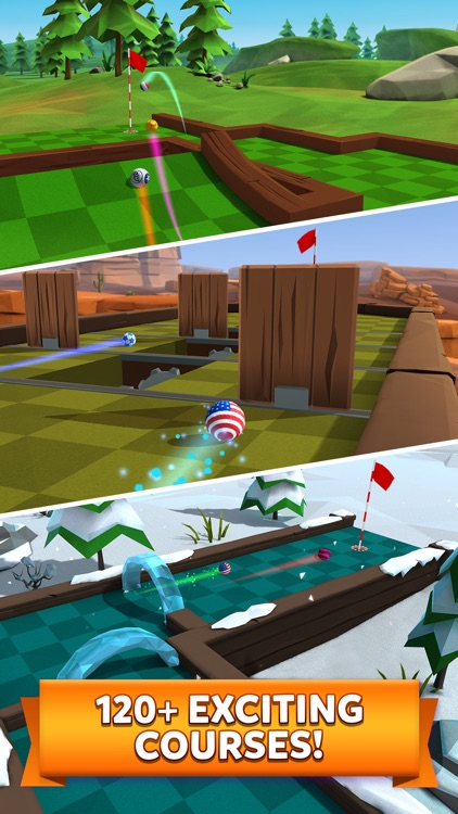 Golf Battle screenshot-5