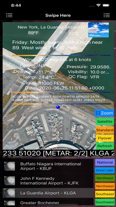 Instant Aviation Weather Pro screenshot 7