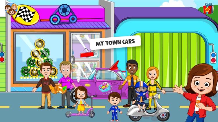 My Town : Car screenshot-0