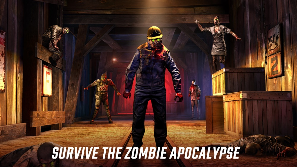 Dead Trigger 2 Zombie Survival App For Iphone Free Download Dead
