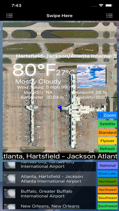 Instant Weather Stations Pro screenshot 9