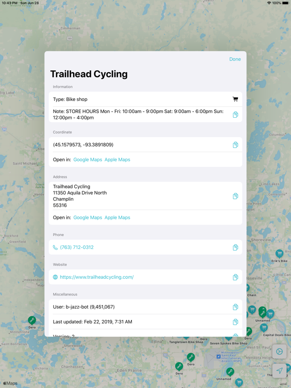 BikeFix screenshot 8