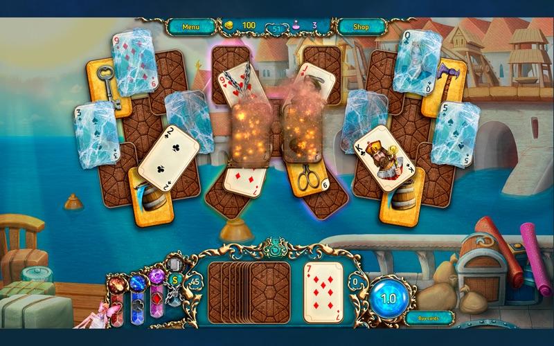 Dreamland Solitaire 3 CE screenshot 6