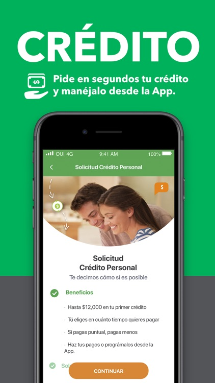 Banco Azteca screenshot-0