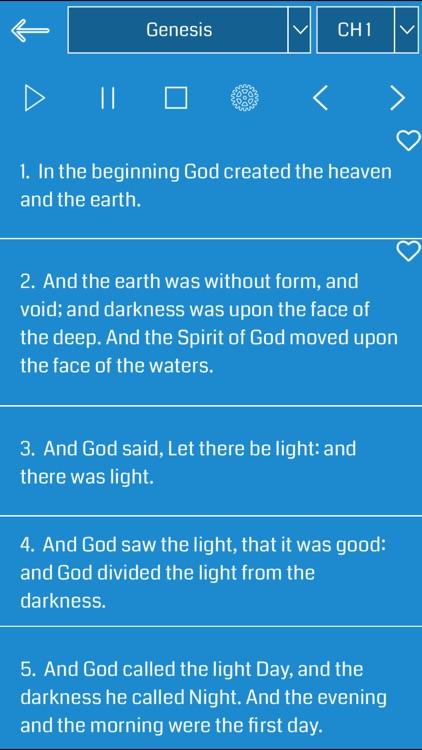 Holy Bible Audio