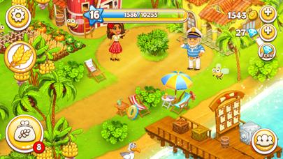 Farm Paradise: farm trade game free Gems hack