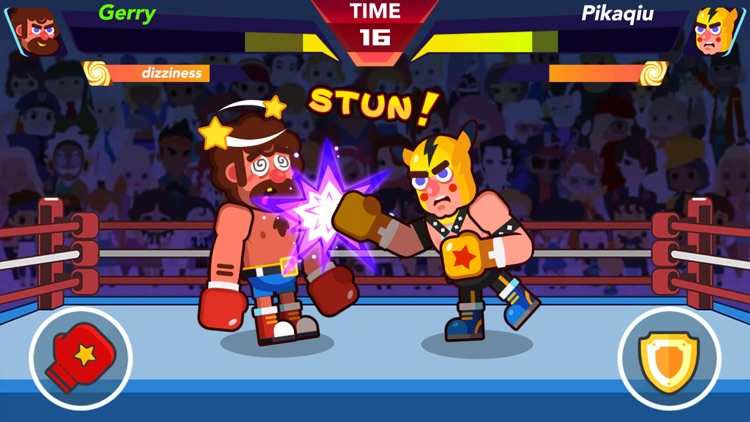 Tekken Master : Boxing Game screenshot-3