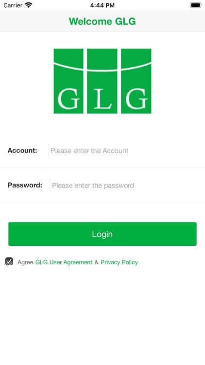 GLG screenshot-1