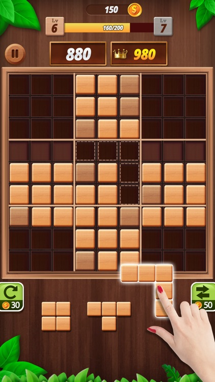 Block Puzzle - Wood Blast screenshot-3