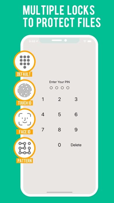 Secure Folder PROのおすすめ画像3