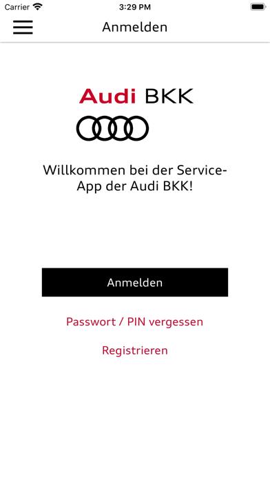messages.download Audi BKK Service-App software