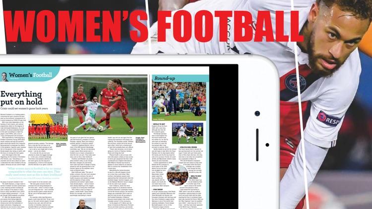 World Soccer Magazine screenshot-4