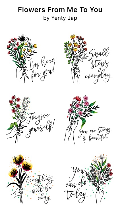 Flowers From Me To You
