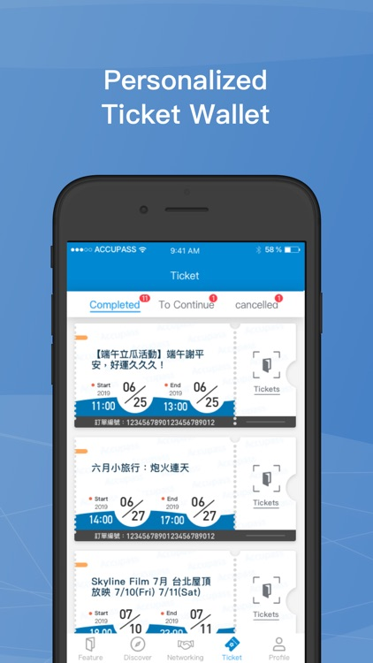 Accupass - Event Platform screenshot-3