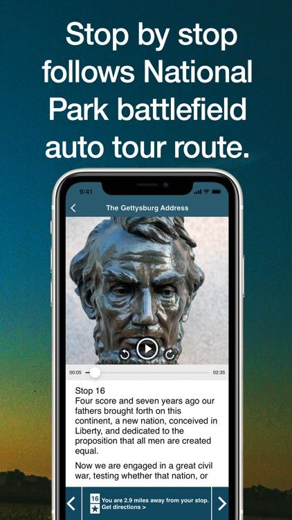 Gettysburg Story Tour screenshot-6
