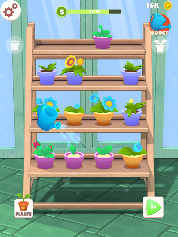 Flower King: Collect and Grow screenshot 7