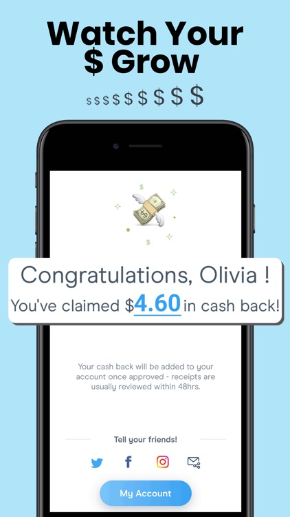 Eclipsa: Cash Back Rewards screenshot-4