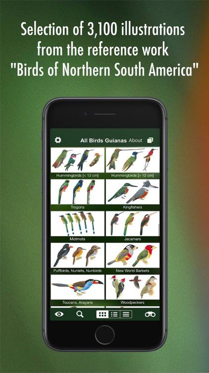 All Birds Guianas screenshot-7