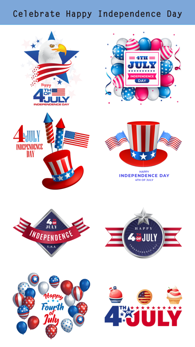 4th of July -Independence Day- screenshot 3