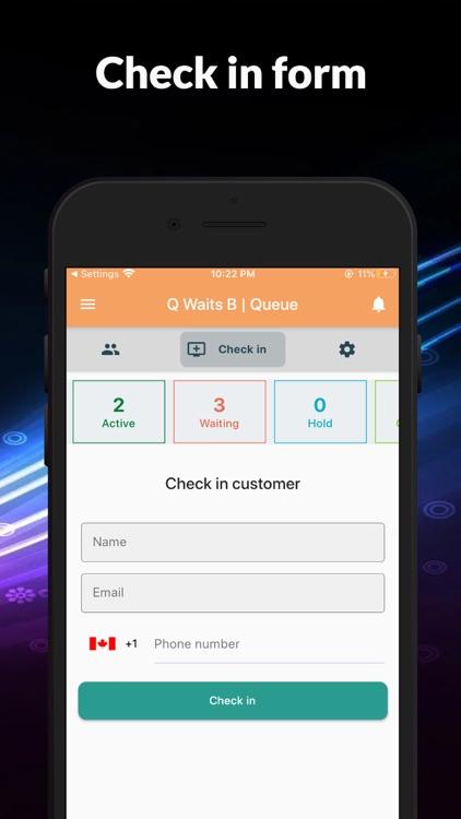 Q Waits B: virtual queue mgmt screenshot-7