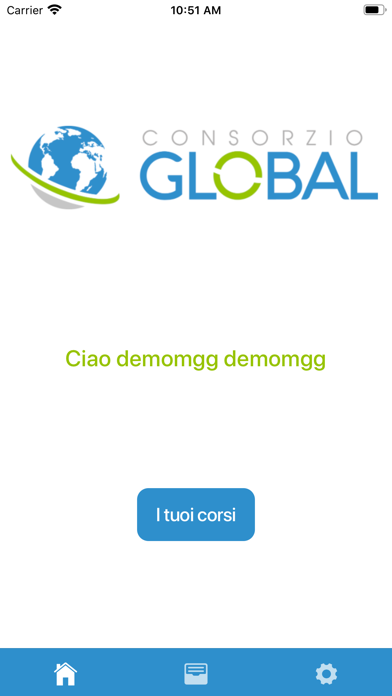 Consorzio Global screenshot 1