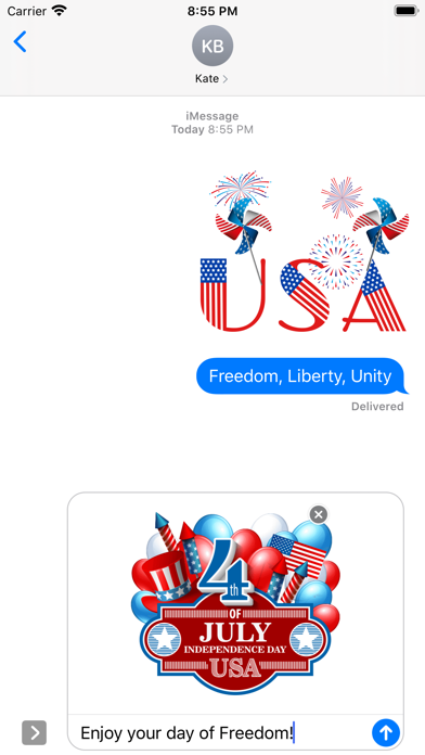 4th of July -Independence Day- screenshot 2