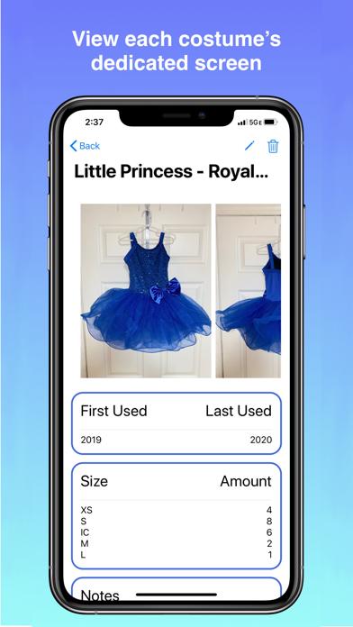Costumize - Digital Inventory screenshot 3