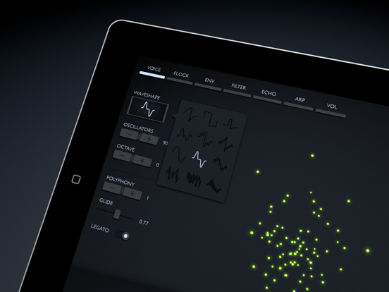 Screenshot #4 pour Photophore Synth