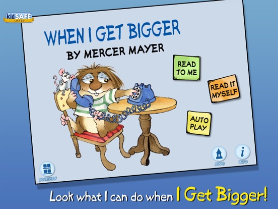 When I Get Bigger - LCのおすすめ画像1