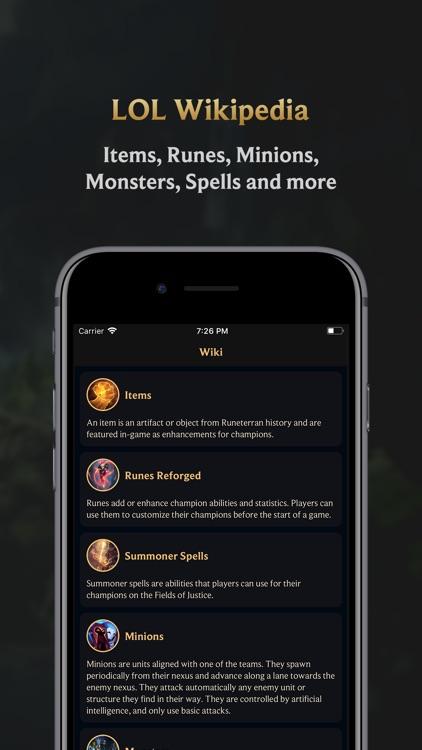 Summoner Rift - LOL, Wild Rift screenshot-9